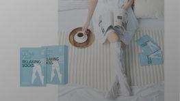 韓國eslena放鬆保濕舒緩腿膜